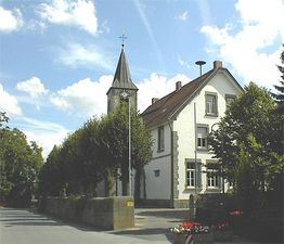 Bild Alte Schule