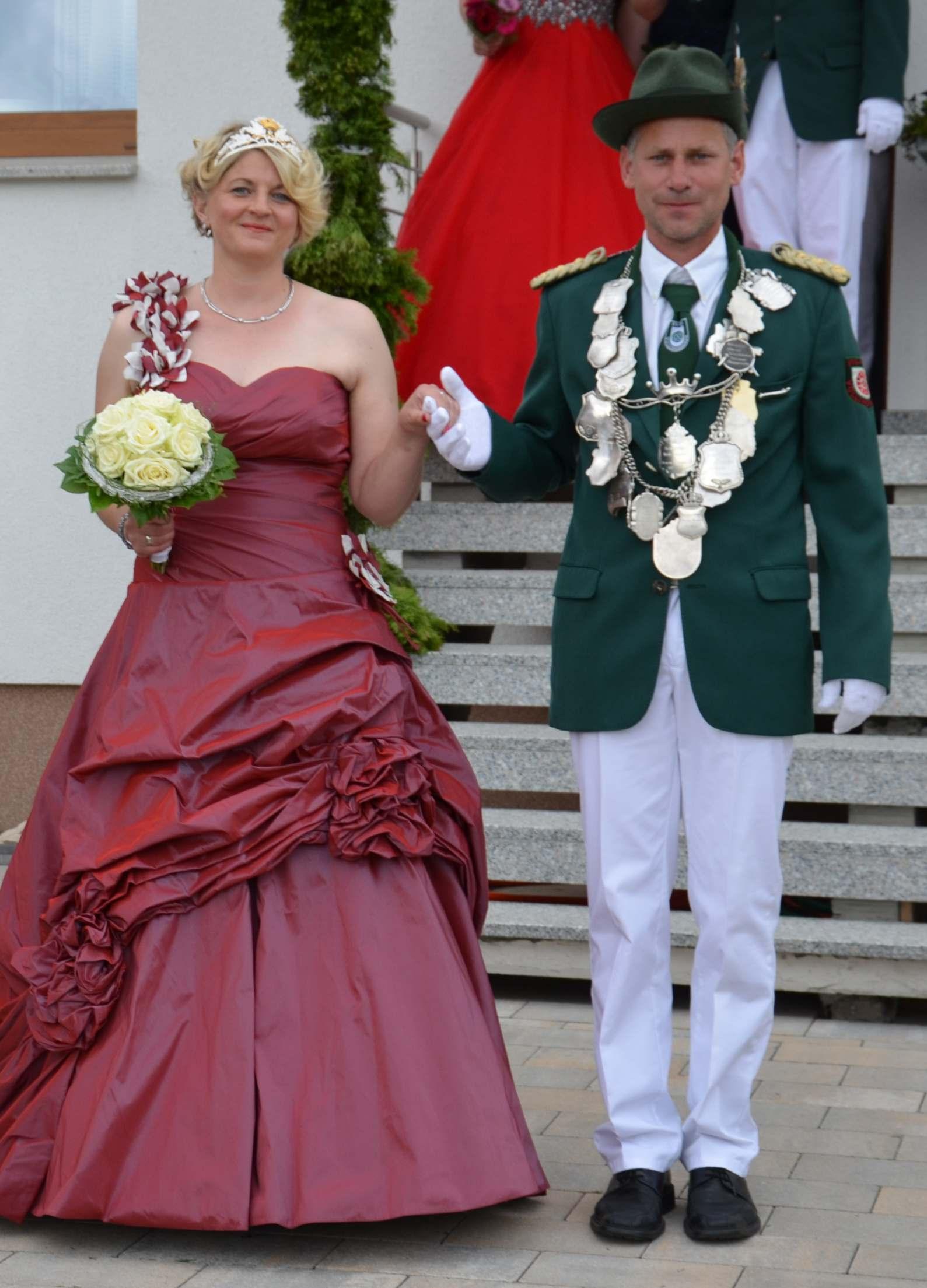 Heinz-Achim und Ina Salmen